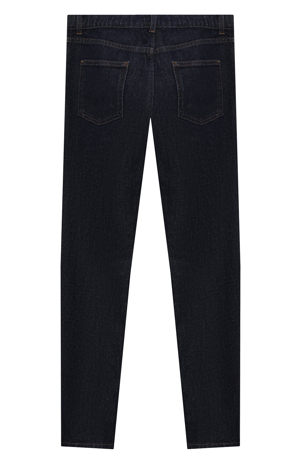 Детские джинсы GUCCI темно-синего цвета, арт. 431161/XDBEL   Фото 2