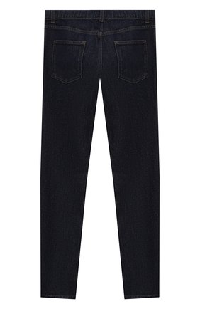 Детские джинсы GUCCI темно-синего цвета, арт. 431161/XDBEL | Фото 2