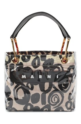 Женский сумка MARNI бежевого цвета, арт. BMMP0013Q1/P3649 | Фото 1