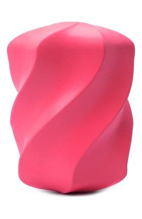 Женский клатч bv whirl BOTTEGA VENETA розового цвета, арт. 639332/VA9A0 | Фото 1