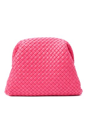 Женский клатч pouch BOTTEGA VENETA розового цвета, арт. 639296/V01D0 | Фото 1