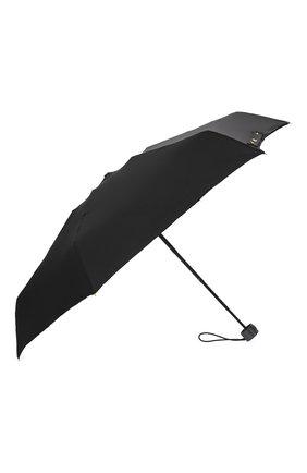 Женский складной зонт MOSCHINO серебряного цвета, арт. 8900-SUPERMINI | Фото 2