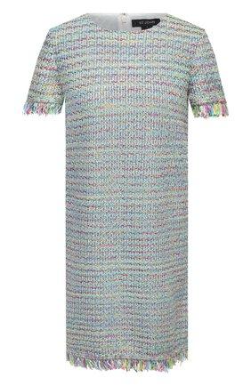 Женское платье ST. JOHN разноцветного цвета, арт. K1200E1 | Фото 1