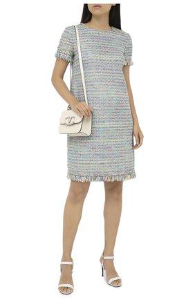 Женское платье ST. JOHN разноцветного цвета, арт. K1200E1 | Фото 2