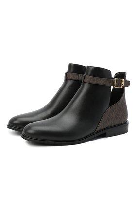 Кожаные ботинки Lawson   Фото №1