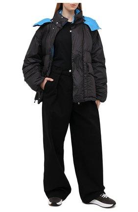 Женская куртка STELLA MCCARTNEY черного цвета, арт. 601724/SPN04 | Фото 2