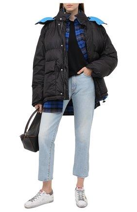 Женская куртка STELLA MCCARTNEY черного цвета, арт. 601724/SPN04 | Фото 3