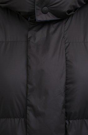 Женская куртка STELLA MCCARTNEY черного цвета, арт. 601724/SPN04 | Фото 6