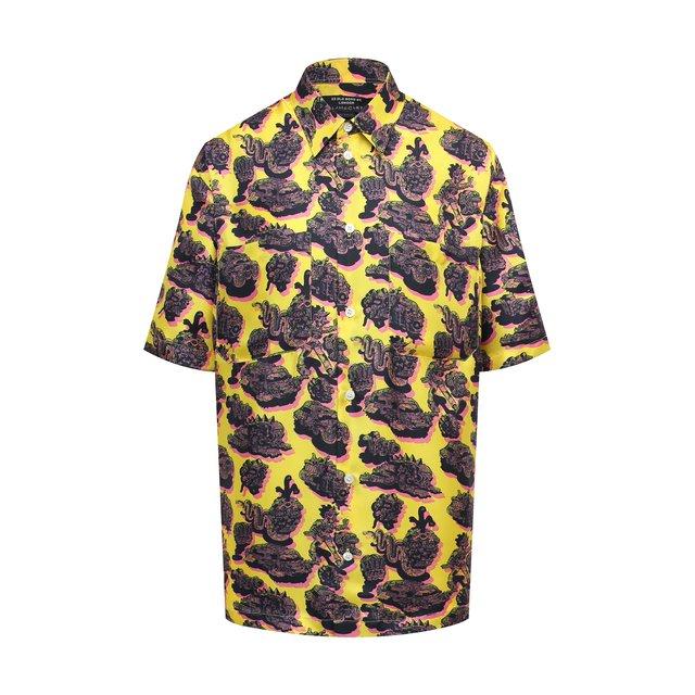 Шелковая рубашка Stella McCartney