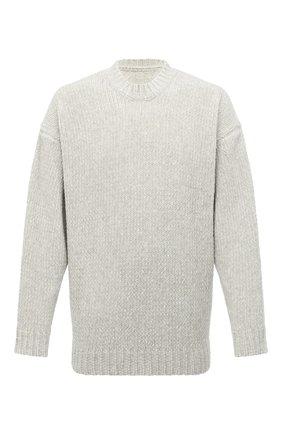 Мужской шерстяной свитер KAZUYUKI KUMAGAI бежевого цвета, арт. KK03-025   Фото 1