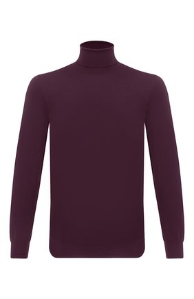Мужской шерстяная водолазка SVEVO бордового цвета, арт. 1314/2SA20/MP13 | Фото 1