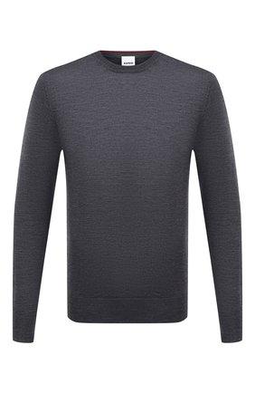 Мужской шерстяной джемпер ASPESI темно-серого цвета, арт. W0 Q M249 4831 | Фото 1
