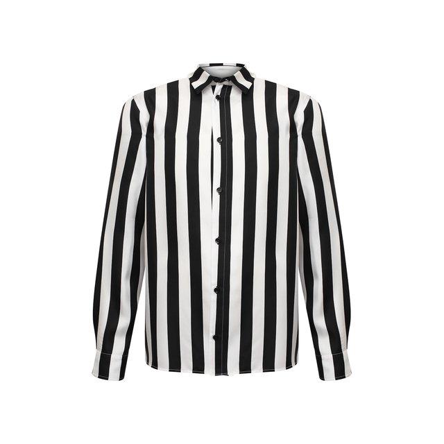 Шелковая рубашка Amiri