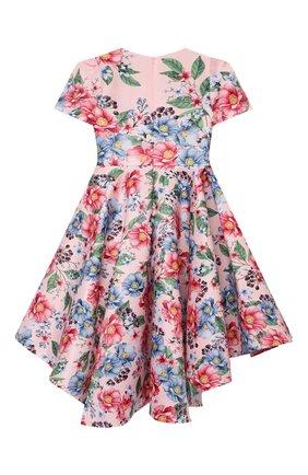 Детское платье EIRENE розового цвета, арт. 202131   Фото 2