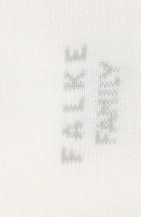 Детские носки FALKE белого цвета, арт. 10631. | Фото 2