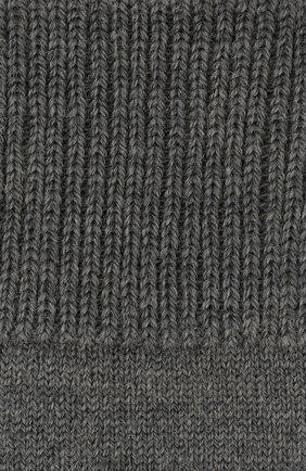 Детские носки FALKE светло-серого цвета, арт. 10488. | Фото 2