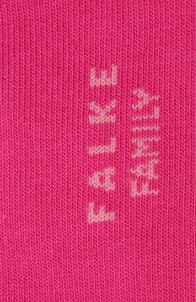 Детские носки FALKE фуксия цвета, арт. 10631. | Фото 2