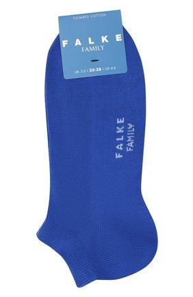 Детские носки FALKE синего цвета, арт. 10631. | Фото 1