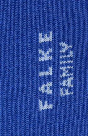 Детские носки FALKE синего цвета, арт. 10631. | Фото 2