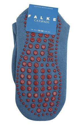 Детские носки FALKE синего цвета, арт. 10500. | Фото 1