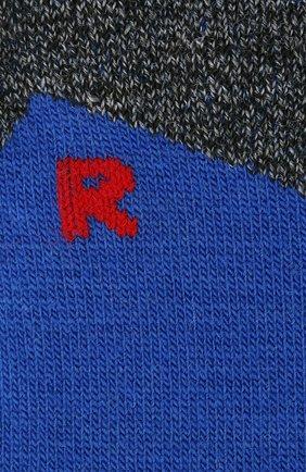 Детские носки FALKE синего цвета, арт. 10450. | Фото 2