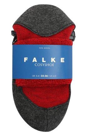 Детские носки FALKE красного цвета, арт. 10560. | Фото 1
