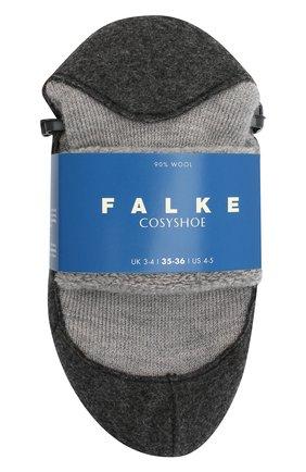 Детские носки FALKE серого цвета, арт. 10560. | Фото 1