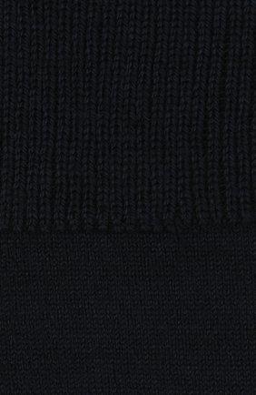 Детские носки FALKE темно-синего цвета, арт. 10488. | Фото 2