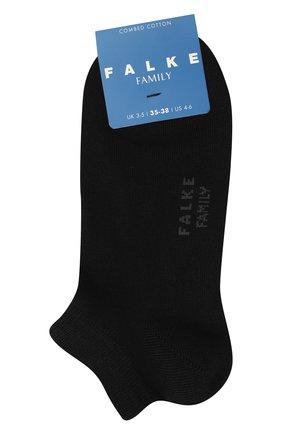 Детские носки FALKE черного цвета, арт. 10631. | Фото 1