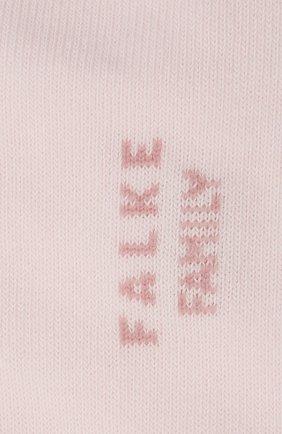 Детские носки FALKE розового цвета, арт. 10631. | Фото 2