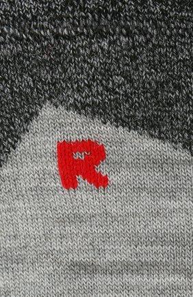 Детские носки FALKE светло-серого цвета, арт. 10450. | Фото 2