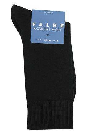 Детские носки FALKE черного цвета, арт. 10488. | Фото 1