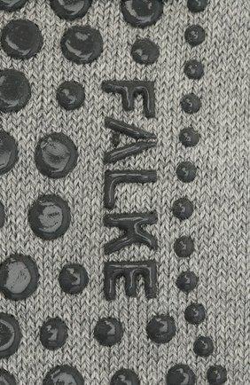 Детские хлопковые носки FALKE серого цвета, арт. 10500. | Фото 2