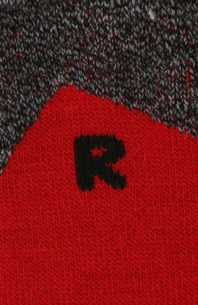 Детские носки FALKE красного цвета, арт. 10450. | Фото 2