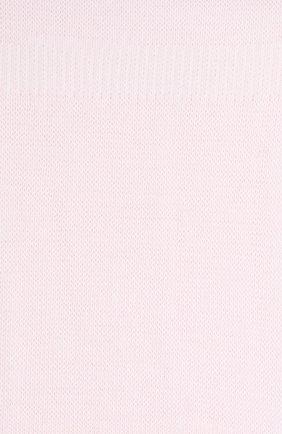 Детские носки FALKE светло-розового цвета, арт. 10694. | Фото 2