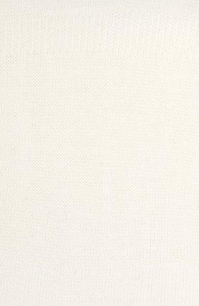 Детские носки FALKE бежевого цвета, арт. 10694. | Фото 2