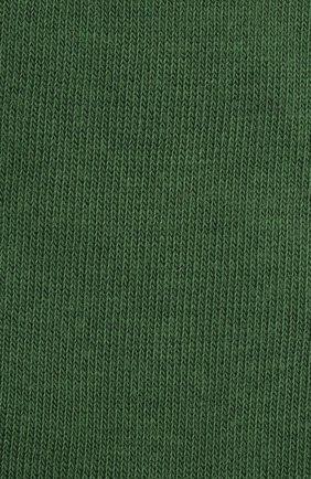 Детские носки FALKE зеленого цвета, арт. 10645. | Фото 2