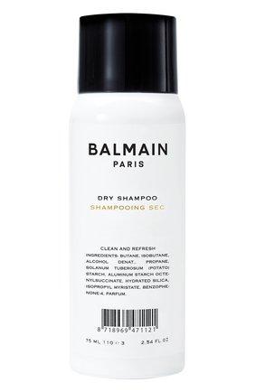 Женского сухой шампунь для волос BALMAIN HAIR COUTURE бесцветного цвета, арт. 8718969471121   Фото 1