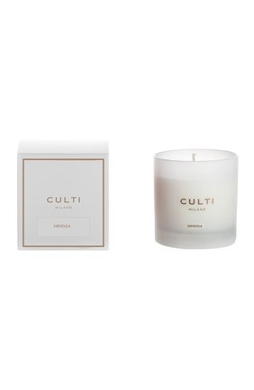 Мужского ароматическая свеча bianco mendula CULTI MILANO бесцветного цвета, арт. 8050534796544 | Фото 2