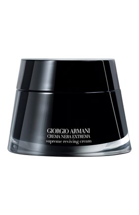 Крем crema nera extrema supreme reviving light cream GIORGIO ARMANI бесцветного цвета, арт. 3614272400252 | Фото 1