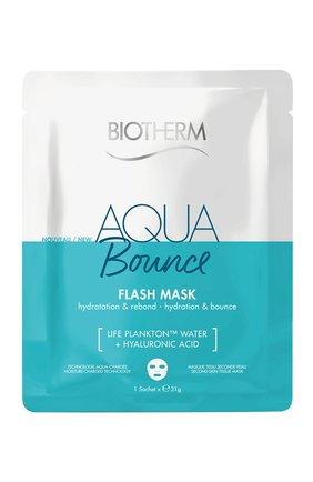 Тканевая маска для упругости кожи лица BIOTHERM бесцветного цвета, арт. 3614273010108 | Фото 1