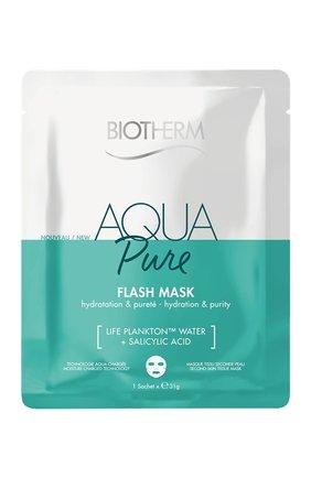 Тканевая маска для очищения кожи лица BIOTHERM бесцветного цвета, арт. 3614273010115 | Фото 1