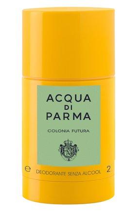 Твердый дезодорант для тела colonia futura ACQUA DI PARMA бесцветного цвета, арт. 28022 | Фото 1