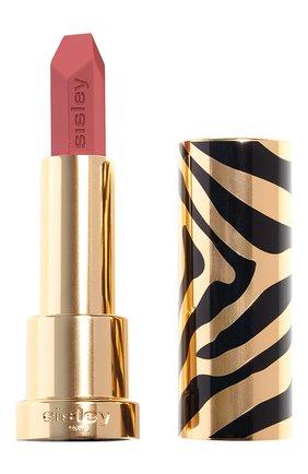 Фитопомада для губ le phyto rouge, 27 розово-бежевый SISLEY бесцветного цвета, арт. 170362   Фото 1
