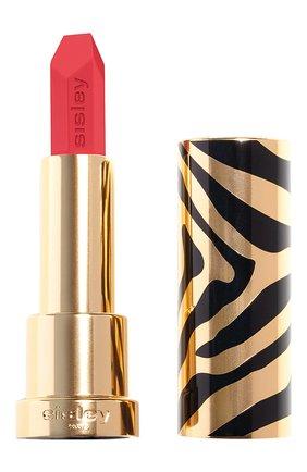 Фитопомада для губ le phyto rouge, 28 ярко-коралловый SISLEY бесцветного цвета, арт. 170363   Фото 1