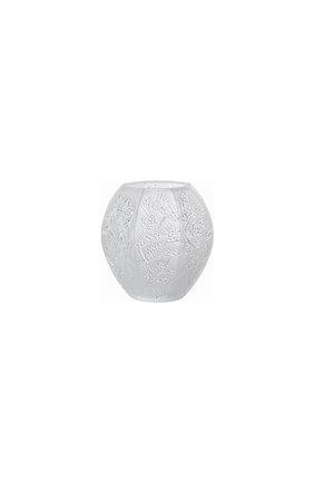 Мужского ваза sakura маленькая LALIQUE прозрачного цвета, арт. 10722900 | Фото 1