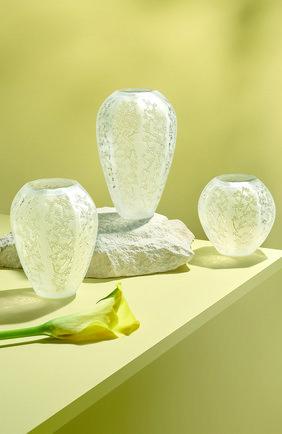 Мужского ваза sakura маленькая LALIQUE прозрачного цвета, арт. 10722900 | Фото 2