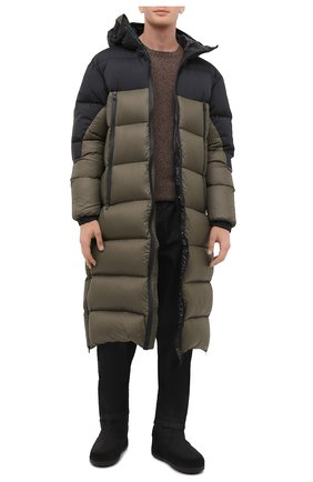 Мужские текстильные сапоги BOGNER черного цвета, арт. 303-5234/DAV0S 7A | Фото 2