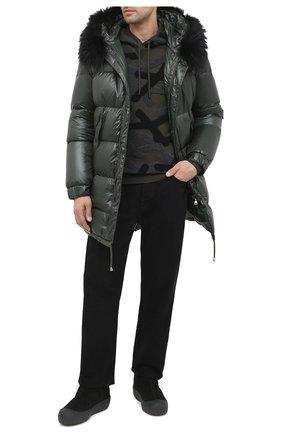 Мужские замшевые сапоги guard BALLY черного цвета, арт. GUARD II M-NEW/10 | Фото 2