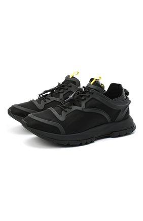 Мужские текстильные кроссовки spectre GIVENCHY черного цвета, арт. BH003EH0PY | Фото 1